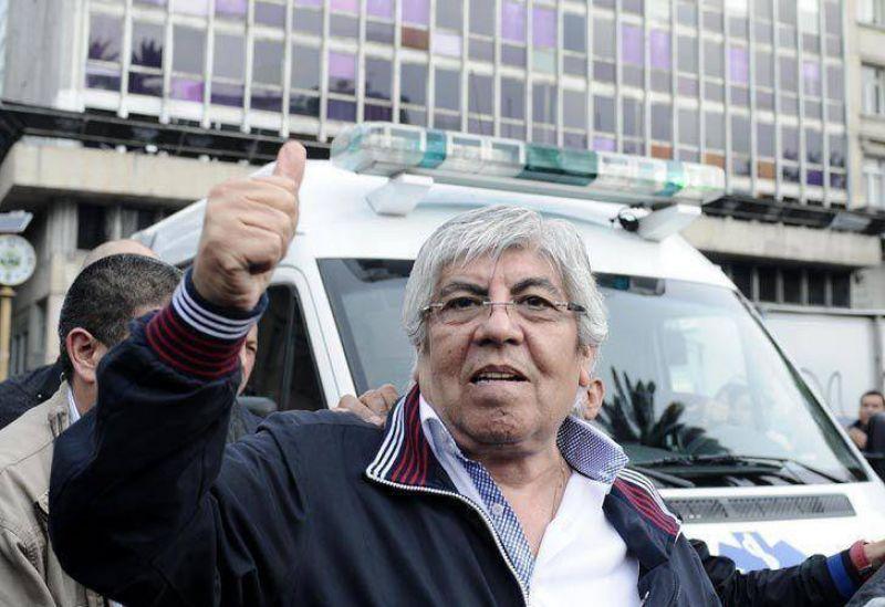 Moyano, contra el Gobierno: