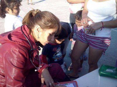 """Clorinda: """"La atención pediátrica es una de las prioridades desde el inicio de la emergencia"""""""