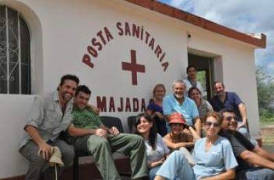 Nicolás Tissone, un dolorense que lleva atención médica directa a comunidades aisladas de Santiago del Estero