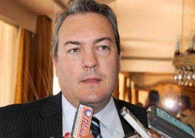 Breitenstein negó vínculos con Juan Suris
