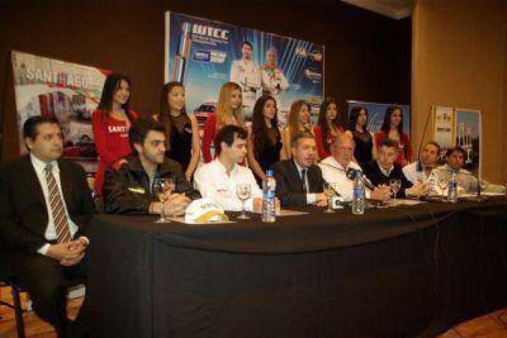 Presentaron oficialmente el Turismo Nacional y el WTCC