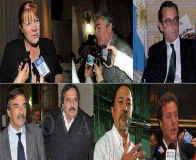 FAunen: danza de nombres para disputar los cargos electivos en toda la Provincia
