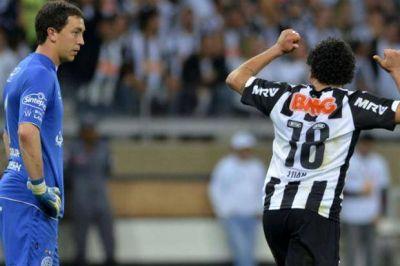 Lanús perdió en la Recopa ante Atlético Mineiro con dos goles en contra en el alargue
