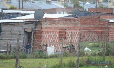 El NEA registra el número más alto de niños que viven en villas de emergencia