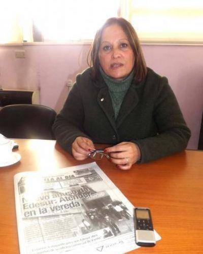 """""""El intendente plantea que el ENRE mire con un poco más de atención a Florencio Varela"""""""