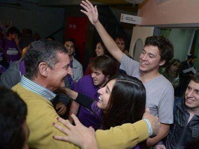 La Franja Morada critic� al rector electo por los cargos a repartir