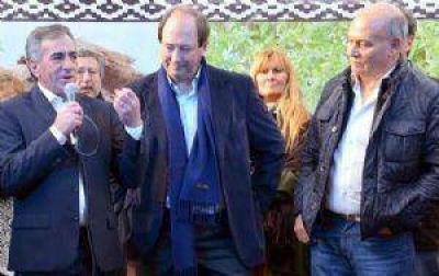 Venegas con Sanz en la Matera y el PRO recibe hoy a Vidal