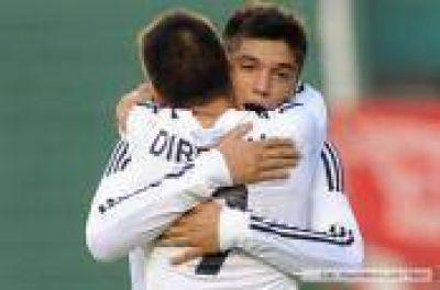 Estudiantes se pone a punto ante Fiorentina en La Plata