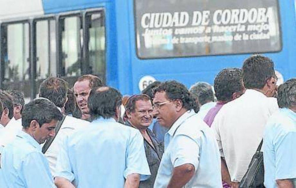 Choferes de Ciudad de Córdoba quieren estar juntos en Ersa