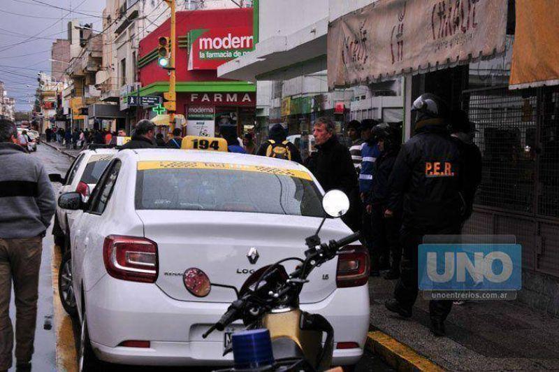 Taxistas apuestan al diálogo tras el incidente