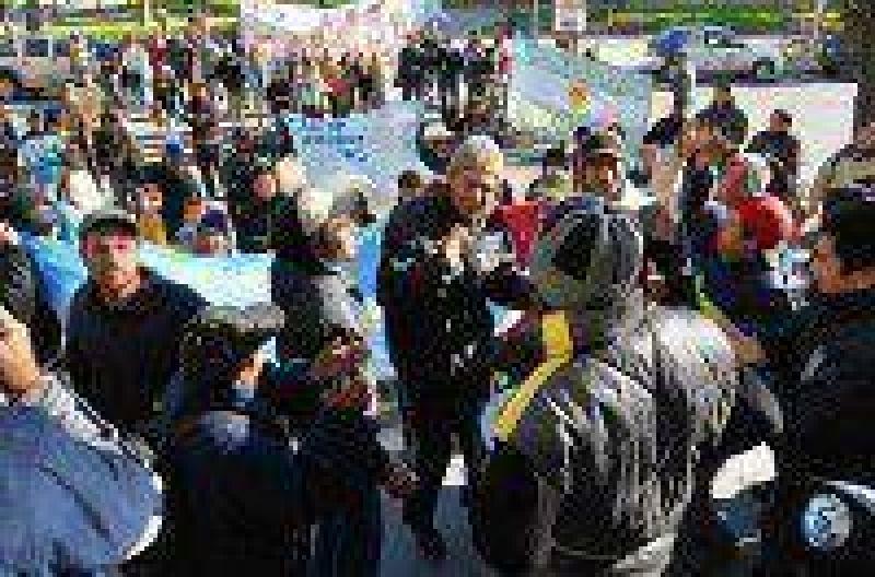 Cartoneros piden más tiempo al municipio