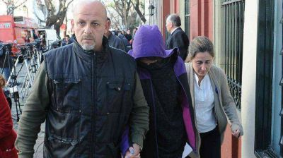 El joven detenido por el caso Magaly negó que la haya forzado: