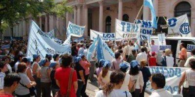 Los gremios vuelven del receso invernal con protestas y reclamos
