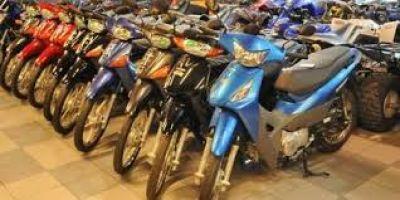 Cae 40% la venta de motos en Corrientes