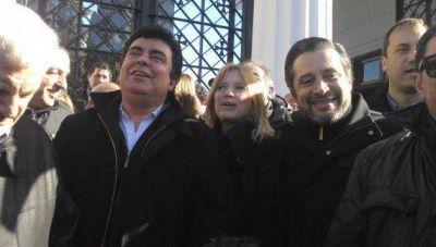 El PJ porteño y bonaerense homenajearon a Evita