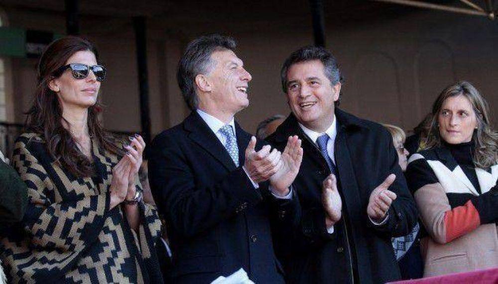 Macri elogió al campo y pidió anular las retenciones