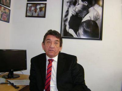 """Agustín Ciorciari: """"Curto está convencido que será el candidato de 2015"""""""
