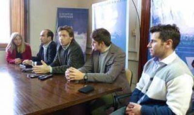 San Nicolás: Lanzan programa para jóvenes emprendedores