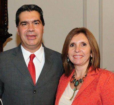 Ana Corradi y Diego Jimenez es la formula del PJ para La Banda