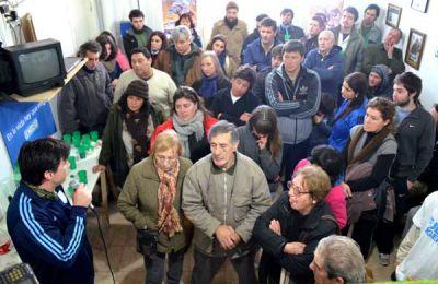 El Peronismo de Tandil inauguro una nueva Unidad Básica en el barrio Gral. Belgrano