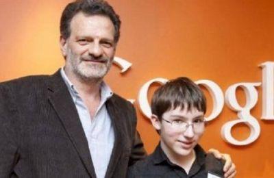 Orgullo neuquino: Con 15 años, ganó la feria de ciencia de Google