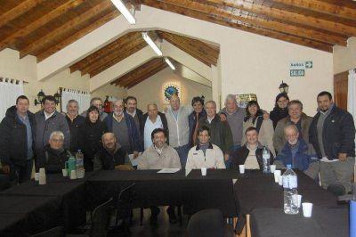 Liga Peronista Bariloche reservó color para elecciones internas en la Unidad Básica local