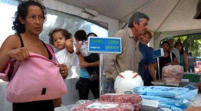 Cortes Vacunos Chaco: el cami�n estar� en Barranqueras y Resistencia