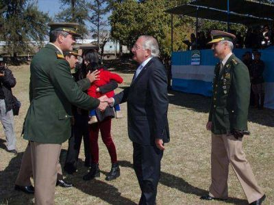 Conmemoraron el 76º aniversario de Gendarmería Nacional