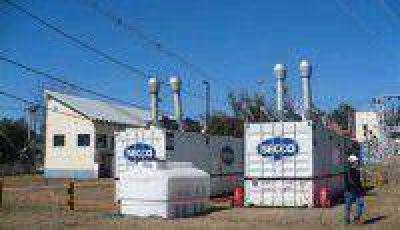 EJESA recibió nuevos generadores de energía