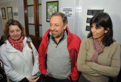 Campa�as de vacunaci�n contra la hepatitis en la provincia