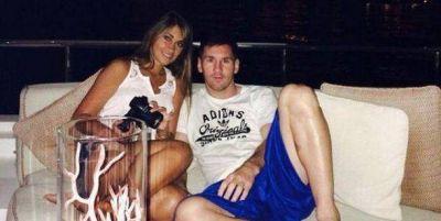 Lionel Messi y Antonella Roccuzzo: románticos en la costa italiana y navegaron con delfines