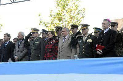 Gendarmería Nacional celebró su 76º Aniversario