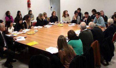 Ciudad: Se reunió la Comisión Basura Cero