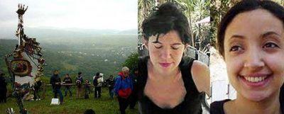 Aún hay dudas del doble homicidio de las turistas francesas