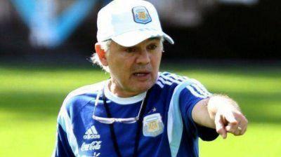 ¿Cuáles fueron los números de Sabella al frente del Seleccionado argentino?