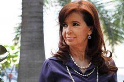 Cristina Kirchner dijo que Thomas Griesa
