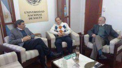 Universidades de Jujuy y Salta coordinan acciones