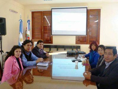 Asistencia de la UNJu en el programa Capital Semilla para proyectos locales