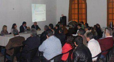 Se desarrolló el taller del Plan Provincial de Residuos Sólidos Urbanos de Formosa