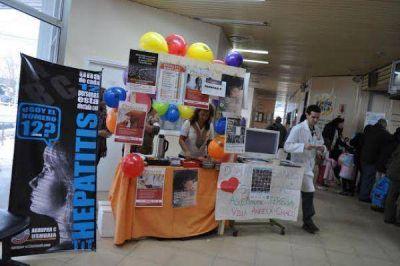 """El Ministerio de Salud consideró """"exitoso"""" el desarrollo de la campaña contra las Hepatitis virales"""