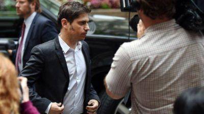 Buitres: terminó la reunión y a las 18:30 Kicillof dará una conferencia de prensa