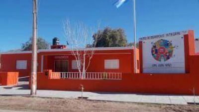 Ponen en funcionamiento el primer Centro de Desarrollo Integral Comunitario