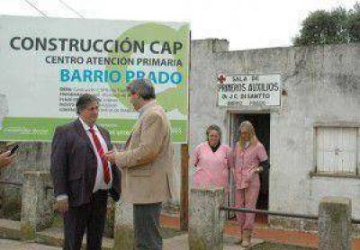 El Ministerio de Salud bonaerense aportó 200 mil pesos para la compra de insumos.