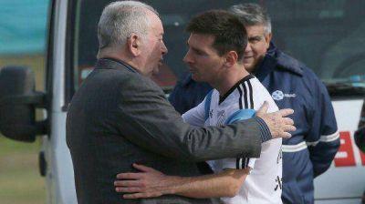 Lionel Messi también viene al país para darle el último adiós a Grondona