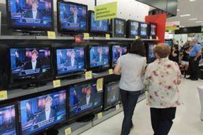 El Mundial, un oasis para la caída en electrodomésticos