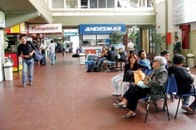 Desde agosto se empieza a cobrar la tasa de uso de la Terminal