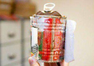 """Sigue la búsqueda del """"clonador"""" de latas de tomate"""