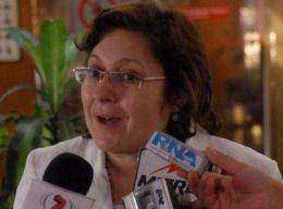 El PRO y el massismo se disputan a Graciela Ocaña para la Ciudad
