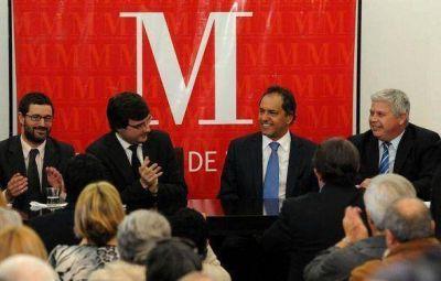 Scioli y Ghi firmaron el convenio de adhesión de Morón a la Policía Local