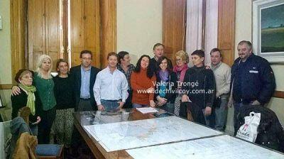 Editorial Municipal: Modificaci�n por el Concejo Deliberante